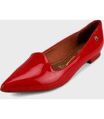 baleta rojo vizzano