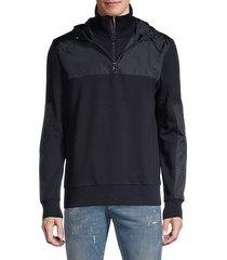 sidney track hoodie