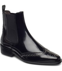boots 4733 shoes chelsea boots svart billi bi