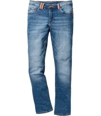 stretchjeans, normal passform, bootcut