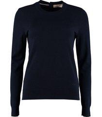 tory burch iberia cashmere pullover