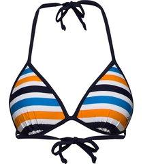 hmllibby swim top bikinitop multi/mönstrad hummel