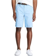 polo ralph lauren men's big & tall classic-fit chino shorts