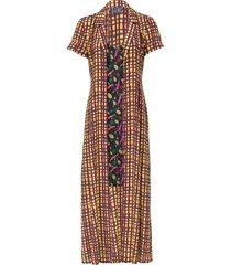 the marlin dress multicolor