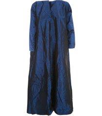 a-line taffetas dress