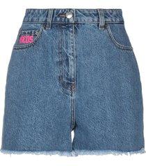 gcds denim shorts
