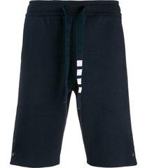 4-bar track shorts