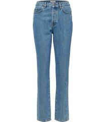 slim fit jeans high waist