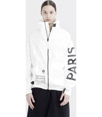 kurtka tyvek paris zip-up