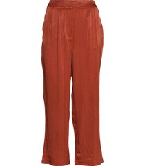 sanja pants vida byxor orange minus