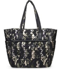 sol and selene women's no filter quilted tote bag