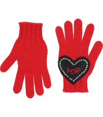 be blumarine gloves