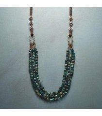 sundance catalog women's stone rivulets necklace
