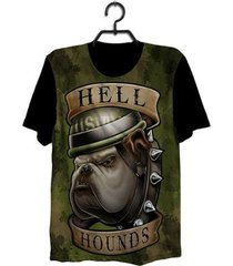 camiseta stompy dog soldier