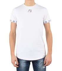 ab lifestyle essentials t-shirt wit