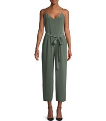 jaelyn silk camisole jumpsuit