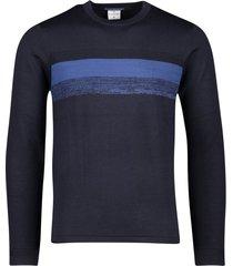 donkerblauwe trui blue industry
