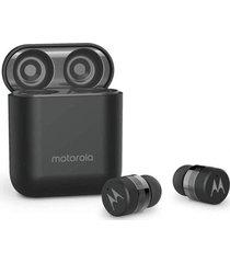 audifonos verve buds 110 bluetooth negro motorola