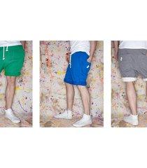 button short pants kolorowe szorty spodnie