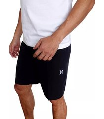 pantaloneta hurley alpha trainer solid wkst in para hombre