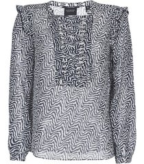 blouse maison scotch olzakd