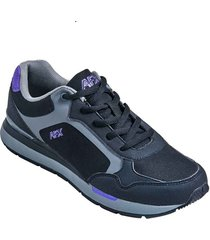 zapatos jogger aeroflex negro mf8934