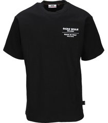 gcds varsity logo t-shirt