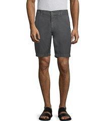the wanderer cotton & linen-blend shorts