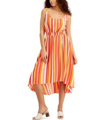 willow drive high-low sleeveless dress