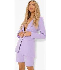 getailleerde blazer, lilac