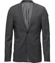 tirrell-bm stretch w blazer colbert grijs calvin klein
