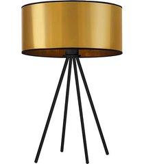 nowoczesne oświetlenie na stolik sierra mirror