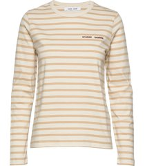 hekla t-shirt ls st 11448 t-shirts & tops long-sleeved samsøe samsøe