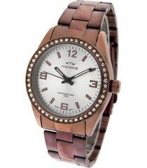 reloj cobre montreal steel