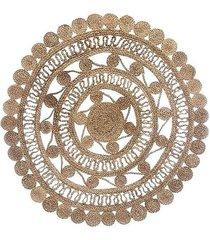 dywan jutowy okrągły alhambra 120 cm