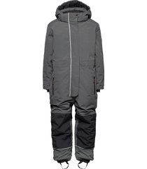 iceberg overall outerwear snow/ski clothing snow/ski suits & sets grå lindberg sweden