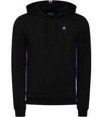 sweater le coq sportif tricolore hoody