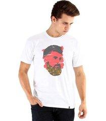 camiseta ouroboros a beard of stars masculina - masculino