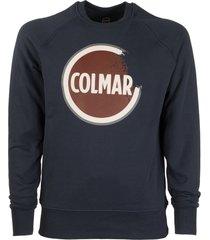 colmar sweatshirt with rubberised print