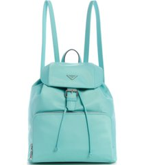 guess jaxi nylon backpack