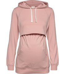 b warmer hoodie hoodie trui roze boob