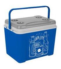 caixa térmica lavita beer 34 litros para bebidas