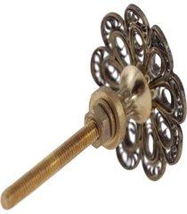 puxador- pashmina- puxador porta metal- dourado