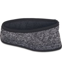 calvin klein fleece-lined headband