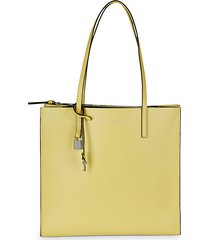 grind leather tote