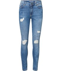 jeans nelly lw destroyed