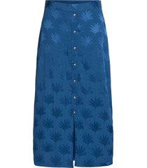 jacky skirt fan blue