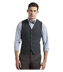 1905 collection tailored fit vest - big & tall clearance, by jos. a. bank