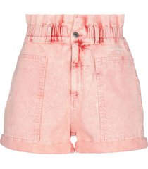 stella mccartney denim shorts