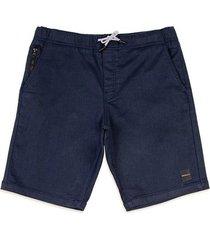 bermuda bark commmuter shorts oakley azul - kanui